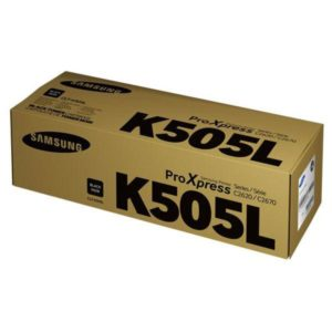 SAMSUNG CLT-K505L/ELS BLACK TONER
