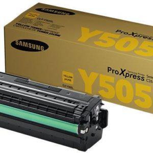 SAMSUNG CLT-Y505L/ELS  YELLOW TONER