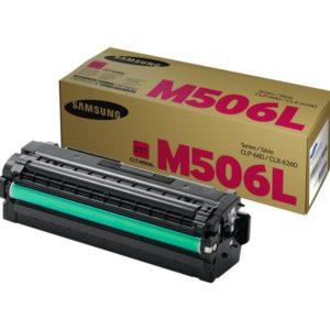 SAMSUNG CLT-M506L/ELS MAGENTA TONER