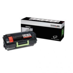 LEXMARK 62D0XA0 BLACK TONER