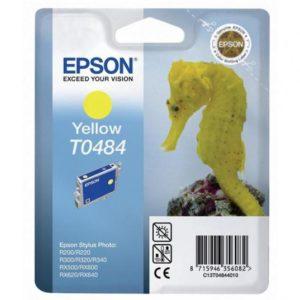 EPSON  T04844010 YELLOW INKJET CARTRIDGE