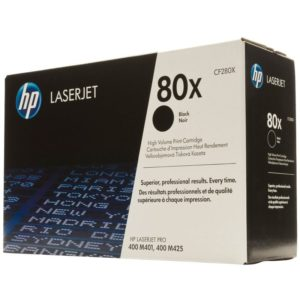 HP CF280X BLACK TONER CARTRIDGE