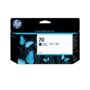HP 70 DESIGNJET  MATTE BLACK C9448A