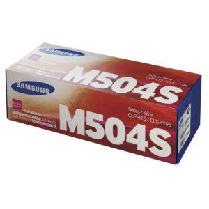 SAMSUNG CLT-M504S/ELS MAGENTA TONER