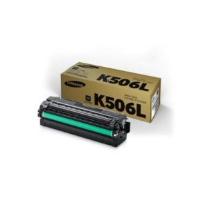 SAMSUNG CLT-K506L/ELS BLACK TONER
