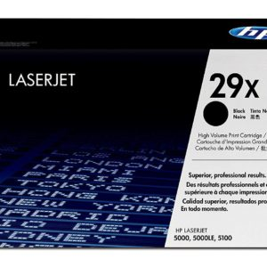 HP C4129X BLACK TONER CARTRIDGE