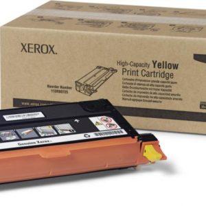 XEROX 113R00725 YELLOW CARTRIDGE